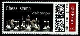 Belgien Belgie Belgium 2019 - Prior - Chess_stamp - Schaken
