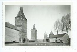 Sombreffe Cour Intérieure Vieux Château - Sombreffe