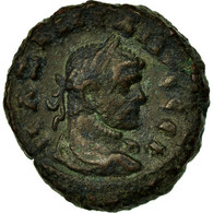 Monnaie, Maximien Hercule, Tétradrachme, 290-291, Alexandrie, TTB, Billon - Romaines