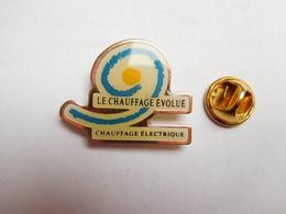 Beau Pin's , EDF , Le Chauffage électrique évolue - EDF GDF