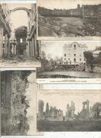 Cp , Militaria , Guerre 1914-18 , LOT DE 5 CARTES POSTALES - Postcards