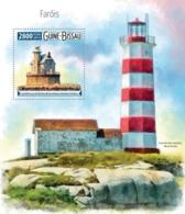 Guinea Bissau 2015 Lighthouses - Guinea-Bissau