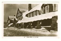 Australia, NSW, Alps, Mount Kosciuszko, Diggers Creek, Kosciusko (Kosciuszko) Hotel, Photo Postcard - Australie