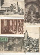 Cp , 62 , ARRAS , Dont Militaria , Guerre 1914-18 , LOT DE 5 CARTES POSTALES - Postcards