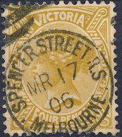 Stamp Victoria Lot48 - Usati
