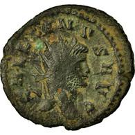 Monnaie, Gallien, Antoninien, AD 260-268, Rome, TB+, Billon, RIC:193 - 5. L'Anarchie Militaire (235 à 284)