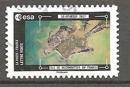 FRANCE 2018 Adhésif  Y T N ° 1580 Oblitéré Cachet Rond - France