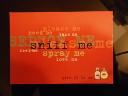 Hugo Boss Parfum Carte Postale - Perfume Cards
