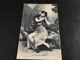 La Fée De La Grotte - 1905 Timbrée - Bergeret