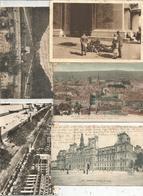 Cp , 75,  PARIS , LOT DE 5 CARTES POSTALES - Postcards