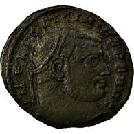 Monnaie, Licinius I, Follis, AD 315-316, Siscia, TB+, Bronze, RIC:17 - 7. L'Empire Chrétien (307 à 363)