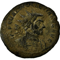 Monnaie, Dioclétien, Antoninien, AD 285, Ticinum, TTB, Billon, RIC:212 - 6. La Tétrarchie (284 à 307)