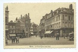 Mons La Grand'Place ( Côté Sud ) - Mons