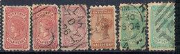 Stamp Victoria Lot69 - Gebraucht