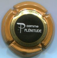 CAPSULE-928d-CHAMPAGNE Série Des 9 Lettres De CHAMPAGNE P- Plénitude - Champagne