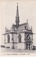 34  Chateau D'Amboise. - La Chapelle - ND - Amboise