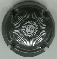 CAPSULE-CHAMPAGNE LAURENT PERRIER N°62 Cuvée-grand Siècle Noir & Métal - Laurent-Perrier