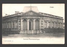 Liège - Institut Pharmaceutique - Dos Simple - Liege