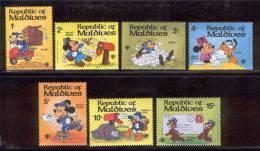 Disney Stamps - Maldives MNH - Disney