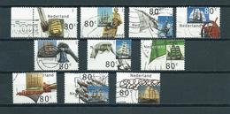 2000 Netherlands Complete Set Sail Amsterdam Used/gebruikt/oblitere - Periode 1980-... (Beatrix)