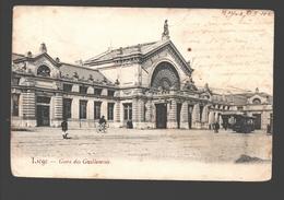 Liège - Gare Des Guiilemins - Dos Simple - Liege