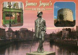 - DUBLIN. - James Joyce's - Scan Verso - - Dublin