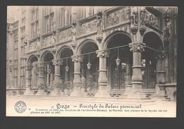 Liège - Péristyle Du Palais Provincial - Liege