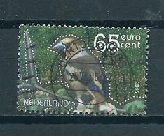 2005 Netherlands 65 Cent Birds,oiseaux,vögel Used/gebruikt/oblitere - Periode 1980-... (Beatrix)