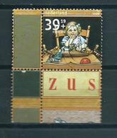 2006 Netherlands Leesplankje Used/gebruikt/oblitere - Periode 1980-... (Beatrix)