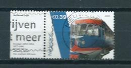 2005 Netherlands Railways,treinen,trains Used/gebruikt/oblitere - Periode 1980-... (Beatrix)