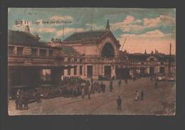 Liège - Gare Des Guiilemins - 1933 - Animation - Liege