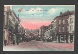 Liège - Rue Des Guillemins - Colorisée - Liege