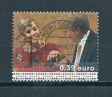 2004 Netherlands Royal Wedding Used/gebruikt/oblitere - Periode 1980-... (Beatrix)