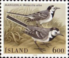 USED  STAMPS Iceland - Birds - 1986 - Oblitérés