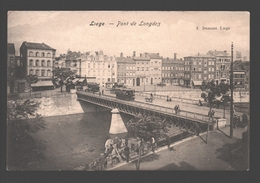 Liège - Pont De Longdoz - 1906 - Tram / Tramway - Liege