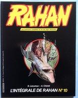 No PAYPAL !! : Chéret & Lecureux RAHAN 10 Requin Intégrale , Album Noir Fils Ages Farouches Éo Vaillant 84 TTBE/NEUF BD - Rahan