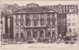 Marseille - La Mairie - E.L. - Oude Haven (Vieux Port), Saint Victor, De Panier