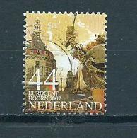 2007 Netherlands Hoorn Used/gebruikt/oblitere - Periode 1980-... (Beatrix)