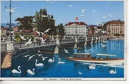 Pont Du Mont Blanc - GE Geneva