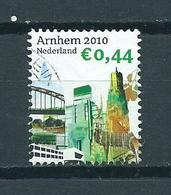 2010 Netherlands Arnhem Used/gebruikt/oblitere - 1980-... (Beatrix)