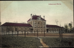 Cp Villiers Sur Marne Val De Marne, Les Ecoles - Francia