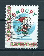 2010 Netherlands Snoopy Used/gebruikt/oblitere - Periode 1980-... (Beatrix)