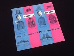 Vinyle 45 Tours Poiret Et Serrault  Les 45 Tours De Petitlagreleche  (1957) - Vinyl Records