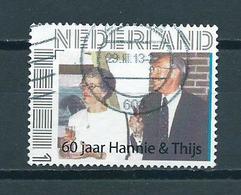 Netherlands Persoonlijke Postzegel 60 Jaar Hannie&Thijs Used/gebruikt/oblitere - Nederland