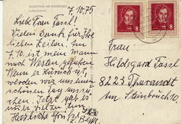 FREITAL / Sachsen  - 1975 , Albert Lortzing  - Nach Thurandt / Mosel - DDR