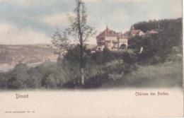 Dinant Château Des Roches Circulée En 1904 - Dinant