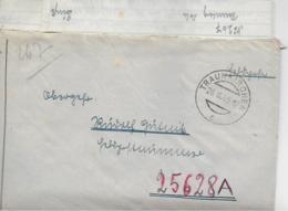 WZ L 2  Feldpost Von Traunkirchen An Die Feldpostnummer 25628A Am 26. III 45 - 1918-1945 1. Republik