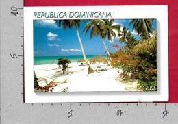 CARTOLINA VG REPUBBLICA DOMINICANA - Playa Del Este - 10 X 15 - ANN. 2000 VIAGGIATA IN ITALIA - Repubblica Dominicana