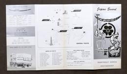 Pubblicità - Militaria - Brochure Japan Sword Co- Ltd. - Katane Giapponesi - Pubblicitari