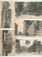Cp, 80, SOMME , AMIENS , LOT DE 5 CARTES POSTALES - Postcards